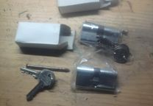Cilindro ou canhão de fechadura
