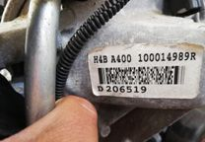 Motor Clio IV 4 3 celindro turbo ref. HAB A 400