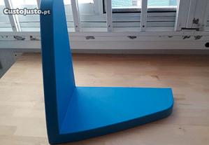 Prateleira Ikea Mammut azul