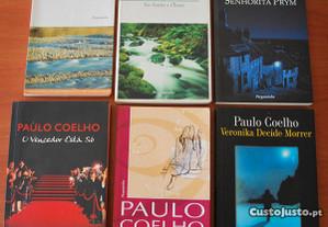 Paulo Coelho (Vários Livros)