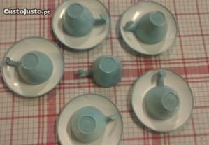 Chávenas antigas da TAP (originais)