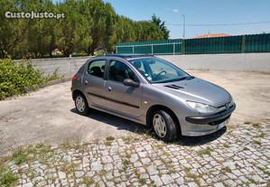 Peugeot 206 Hatchback (2A/C) 1.1 - 02