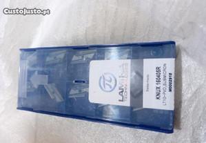 Caixa 10 pastilhas p/torno ou CNC KNUX