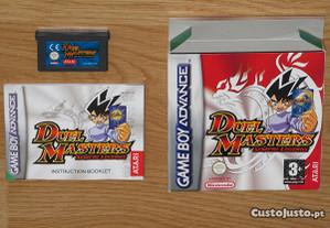Game Boy Advance: Dual Masters Kaijudo caixa troca