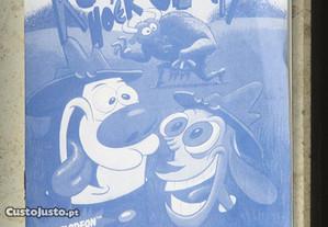 Game Gear: Manual PT para o Ren & Stimpy