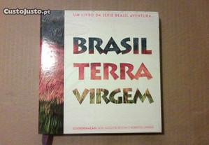 Livro Brasil Terra Virgem