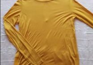 Blusa amarela Tiffosi