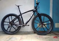 on one carbon bike