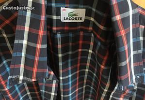 Camisa Lacoste tamanho 39