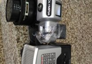 Máquina fotográfica nova