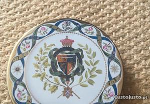 4 Bases de copos,Royal collection