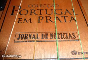 Colecção Portugal em Prata Oferta Envio