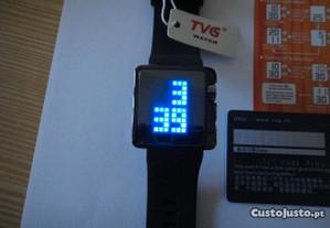 Relogio Led TVG Watch
