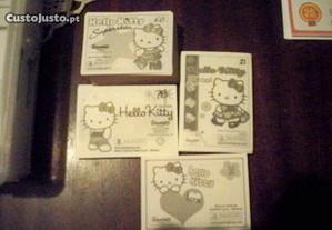 colecçoes de cromos hello kitty