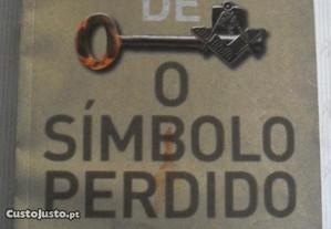 Segredos de O Símbolo Perdido, NOVO, 446 págs
