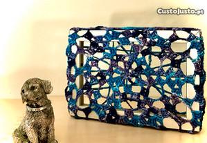 Mandala blue&violet