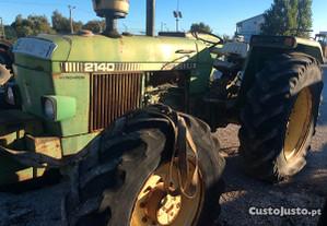 Trator-John Deere 2140 DT para peças