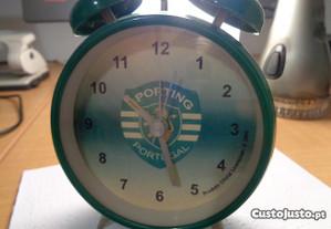 Relógio Sporting Clube de Portugal Despertador