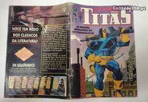 Revista comic os novos titãs numero 67 Bom estado