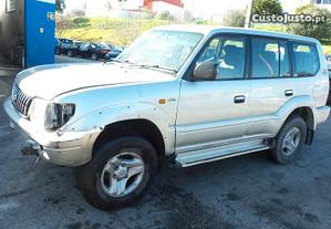 Toyota Land Cruiser GX 3.0 D 7L de 2002 para peças