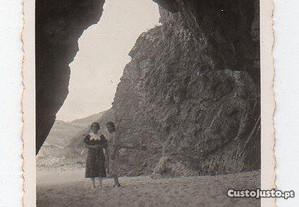 Praia da Adraga - fotografia (1938)