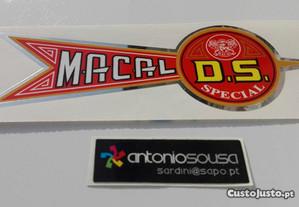Macal DS Special M70 autocolantes emblemas