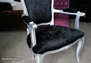 Cadeirao Luis xv