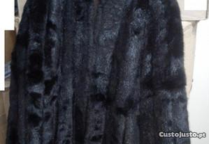 Casaco Vision castanho escuro