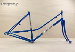 Quadro Bicicleta Motobecane Mixte