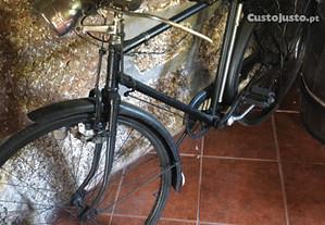 Pasteleira bicicleta