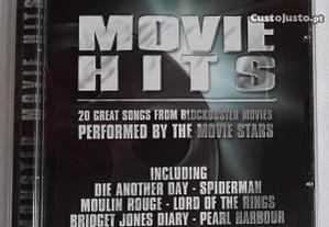 CD Movie Hits - 2002