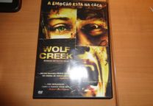 DVD Wolf Creek A Emoção está na Caça Of.Envio