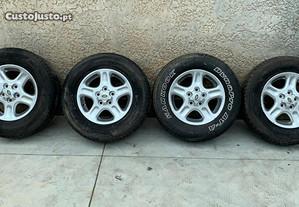 JANTES Land Rover 5 furos 5 114.3 195/80 R 15