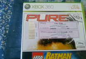 Pure xbox360 como novo