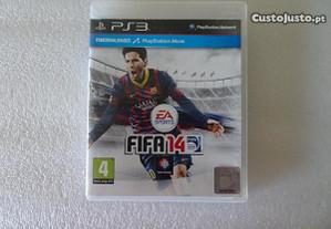 Jogo Playstation 3 - PS3 - FIFA 14
