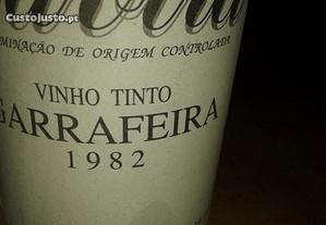 Garrafeira Tavira 1982 tinto n serie limitado