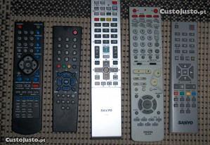 Comandos TV crt Diversos
