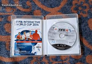 FIFA 14 ps3 em bom estado