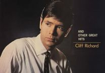 Cliff Richard Forty Days Great Hits disco vinil LP