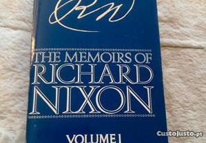 The Memoirs Of Richard Nixon Vol. 1 Warner Books