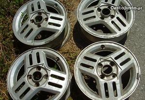 Conjunto Jantes Opel Corsa GT