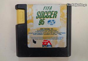 Jogo Mega Drive - Fifa Soccer 95