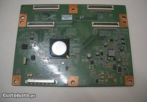 Placa T-Con 320WQL_C4LV0.2 Tv Smart Sony Kdl-32HX7