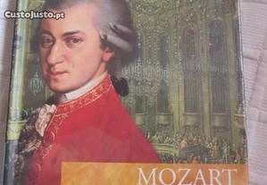 cd - Mozart - Obras primas musicais