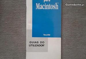 ClarisWorks para Macintosh - guia do utilizador