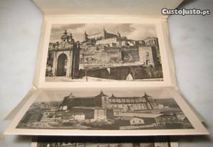 Antiguidade déc1950-10Postais preto e brancoToledo