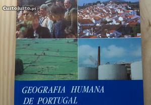 Geografia Humana de Portugal