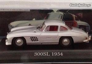 1:43 Colecção Mercedes 300 SL 1954