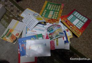 Coleccção de calendários escolares