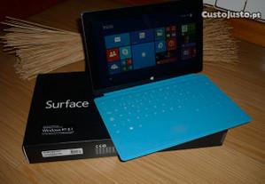 Surface 32GB + Teclado +Office, Barato e Impecável